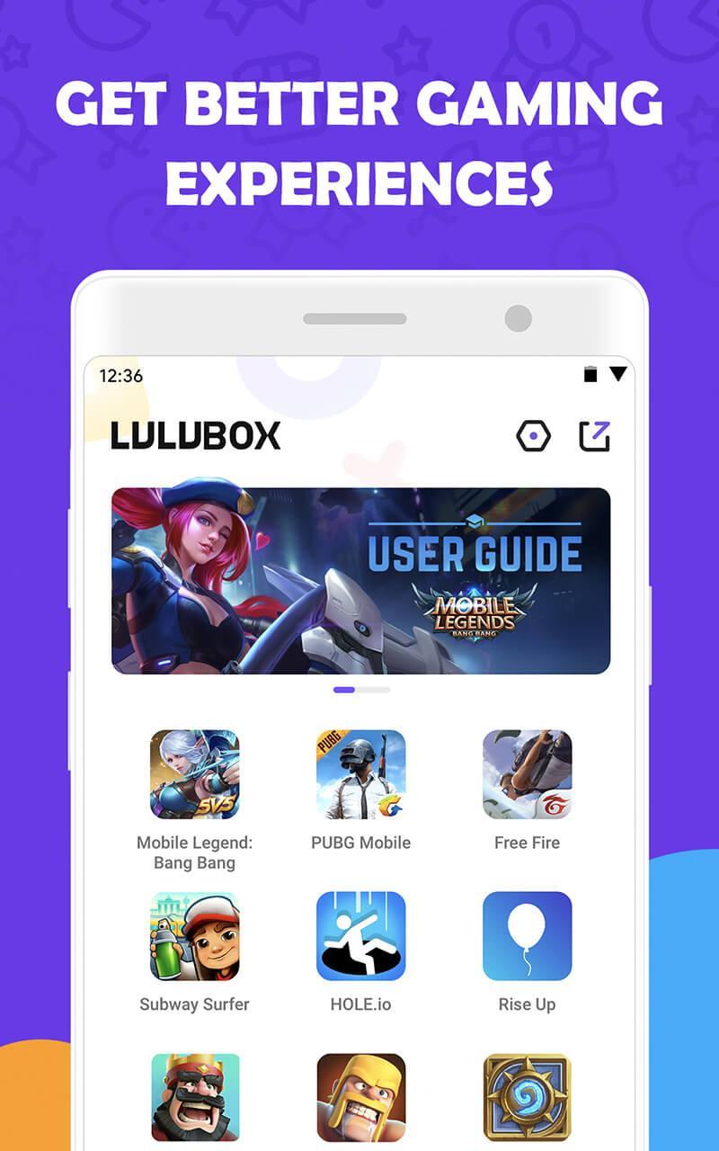 LuluBox - Allow you to unlock all skin of FreeFire 4.8.8 Screenshot 7