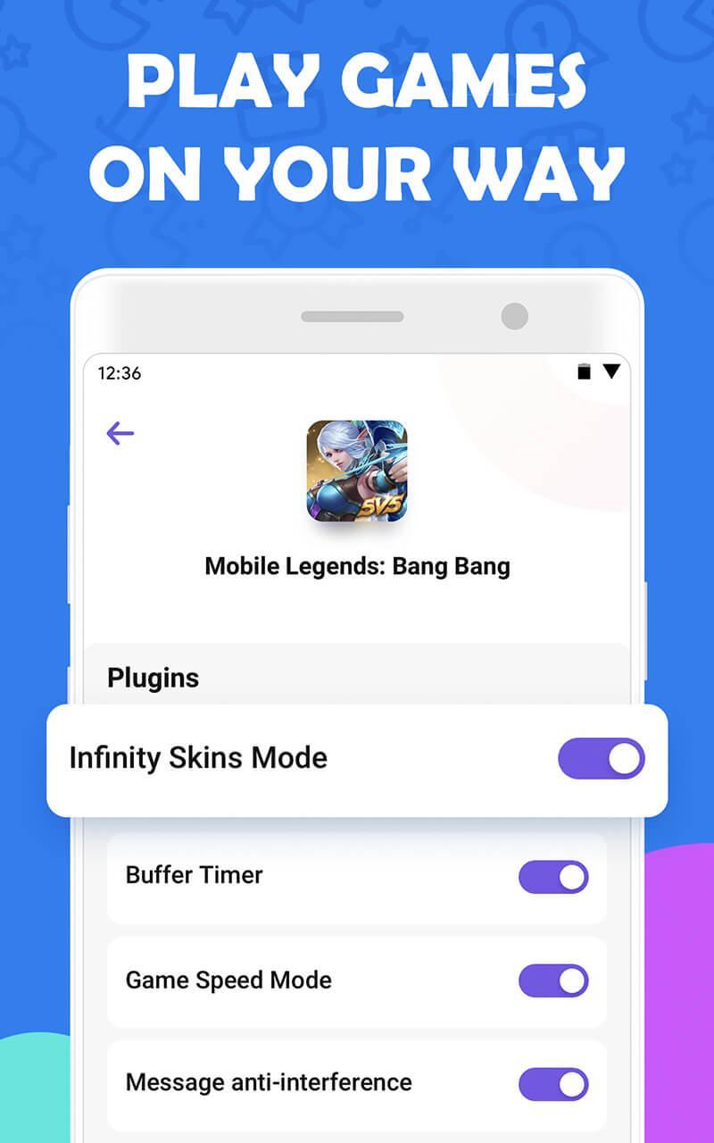 LuluBox - Allow you to unlock all skin of FreeFire 4.8.8 Screenshot 8