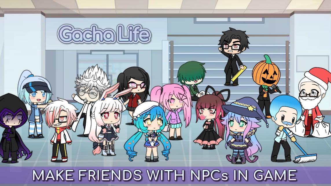 Gacha Life 1.1.4 Screenshot 5