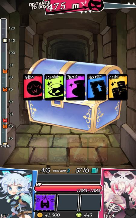 Dungeon & Girls: Card RPG 1.3.6 Screenshot 6