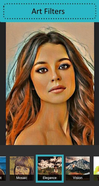 Art Filter Photo Editor: Art & Painting Effects 2.1.3 Screenshot 2