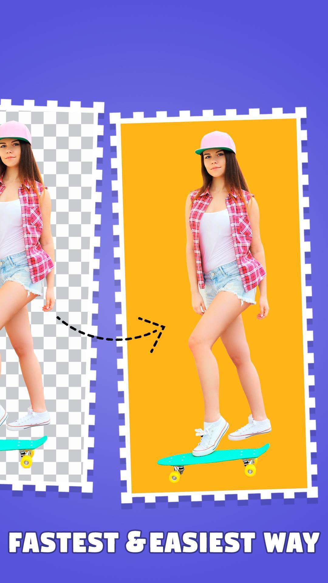 Background Eraser Transparent & White Background 1.2.7 Screenshot 2