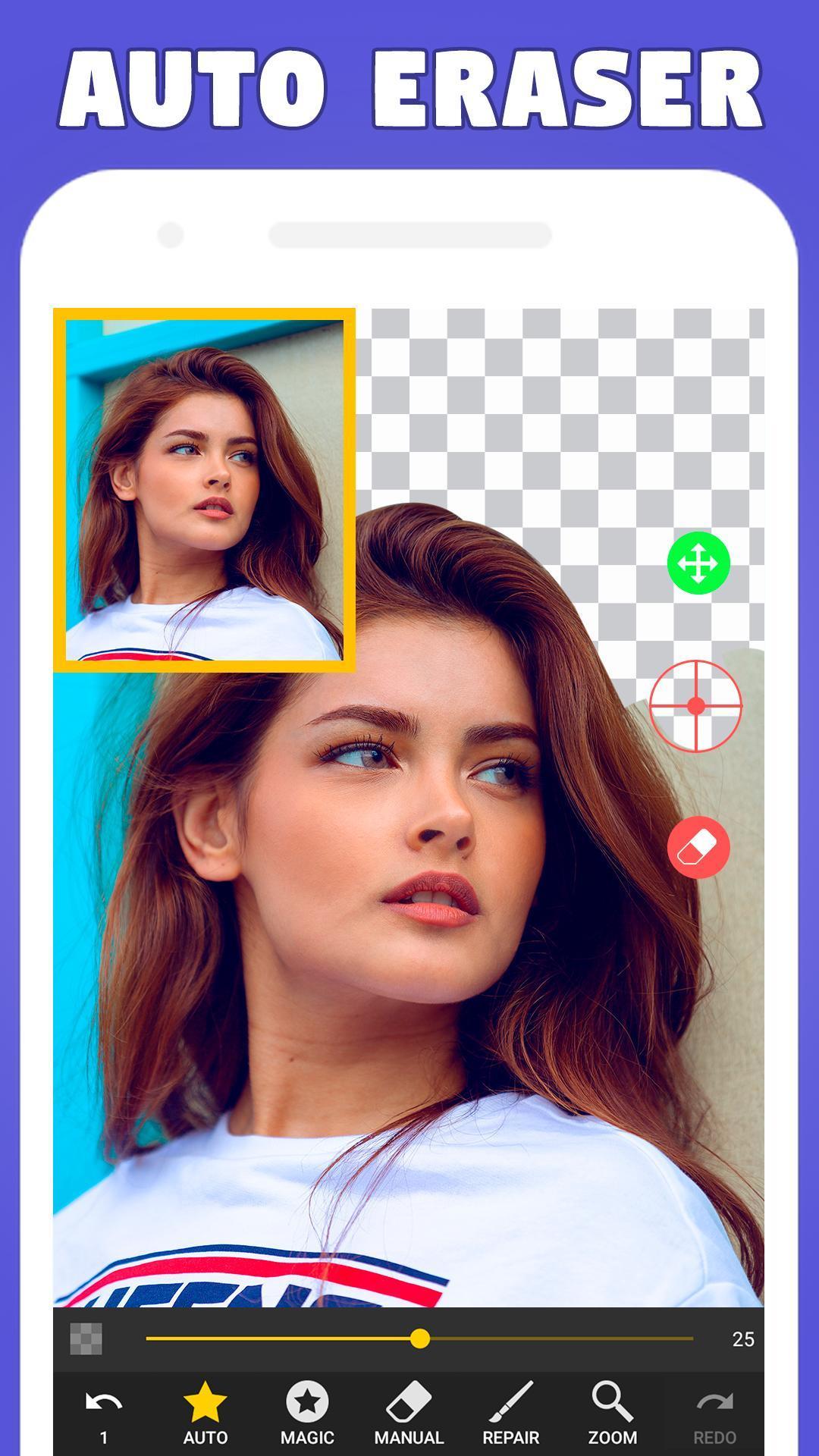 Background Eraser Transparent & White Background 1.2.7 Screenshot 5