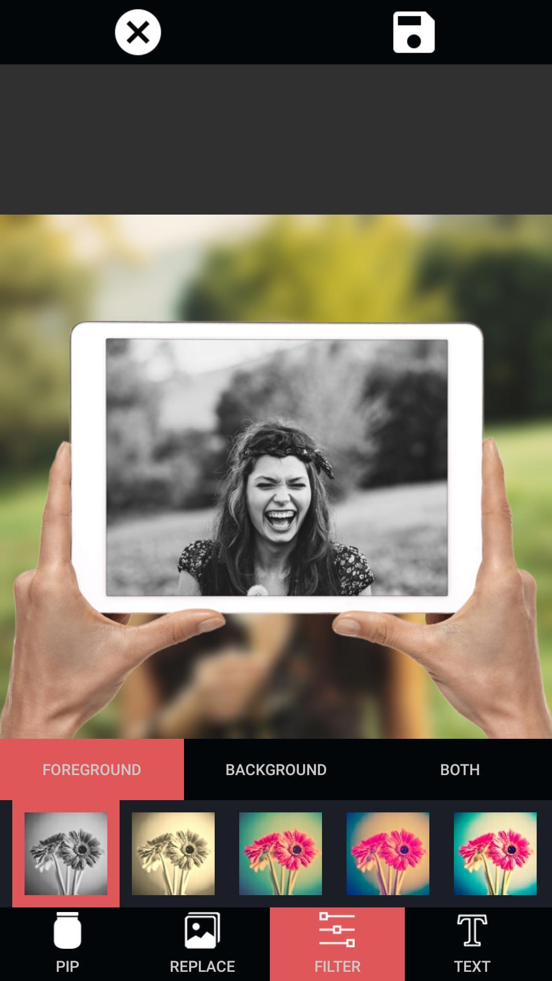 Selfie Camera Editor: Take Selfies & Edit Photos 2.2.2 Screenshot 10