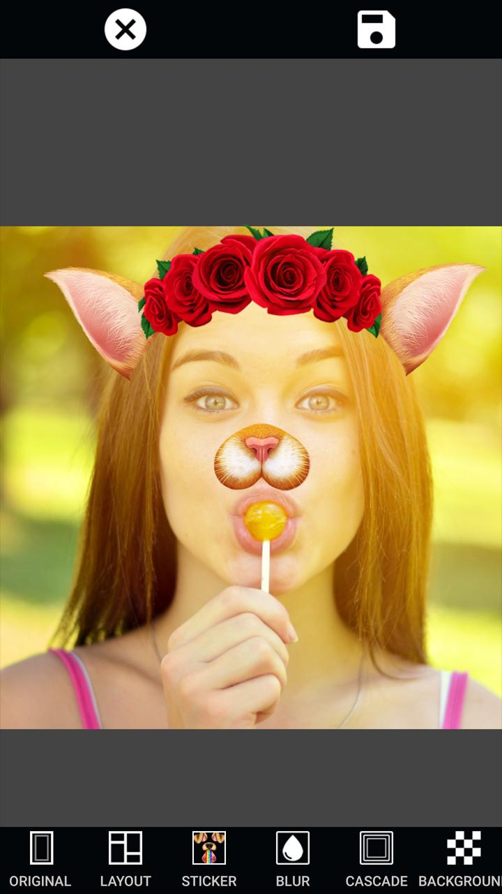 Selfie Camera Editor: Take Selfies & Edit Photos 2.2.2 Screenshot 16