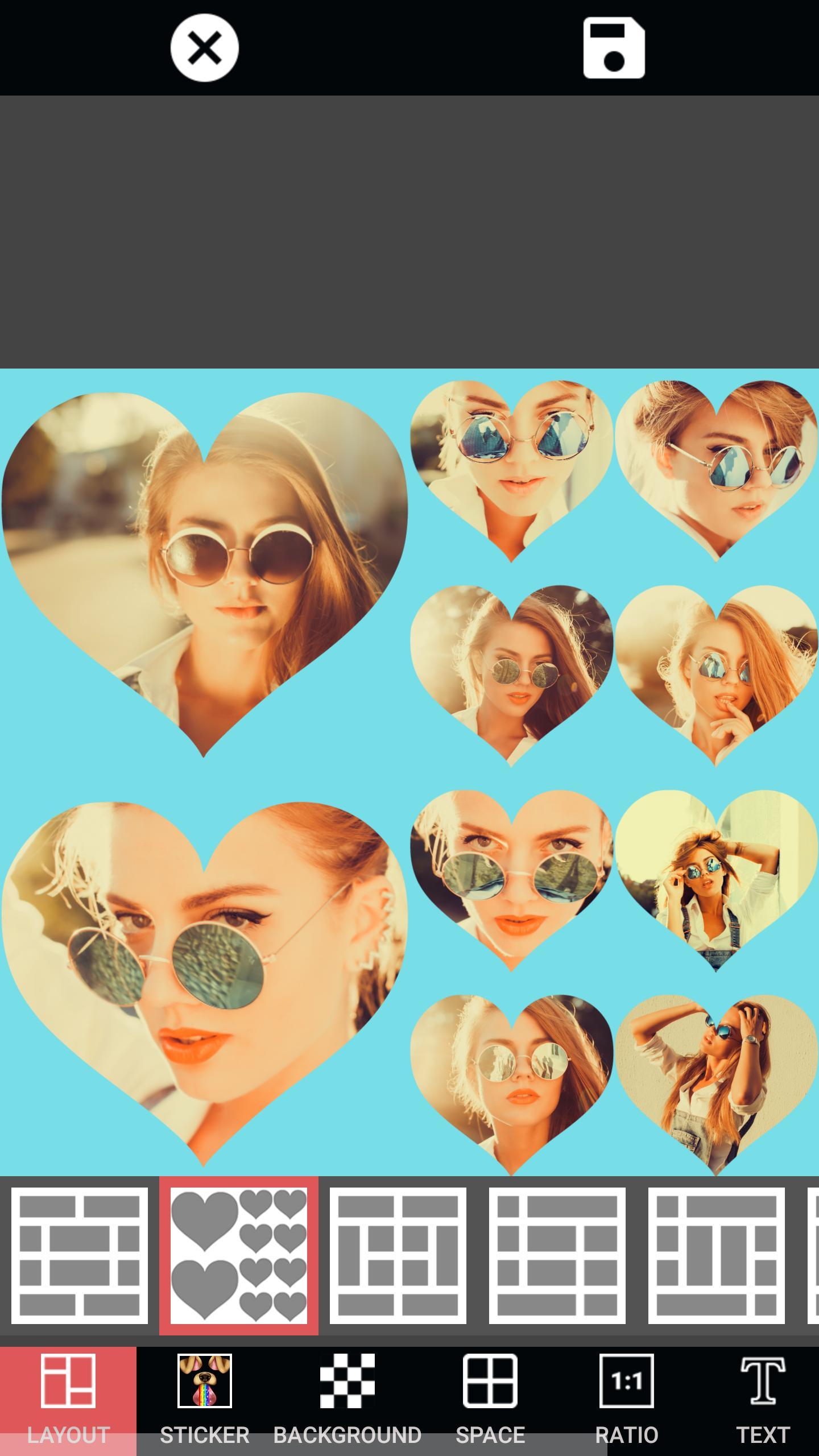 Selfie Camera Editor: Take Selfies & Edit Photos 2.2.2 Screenshot 19