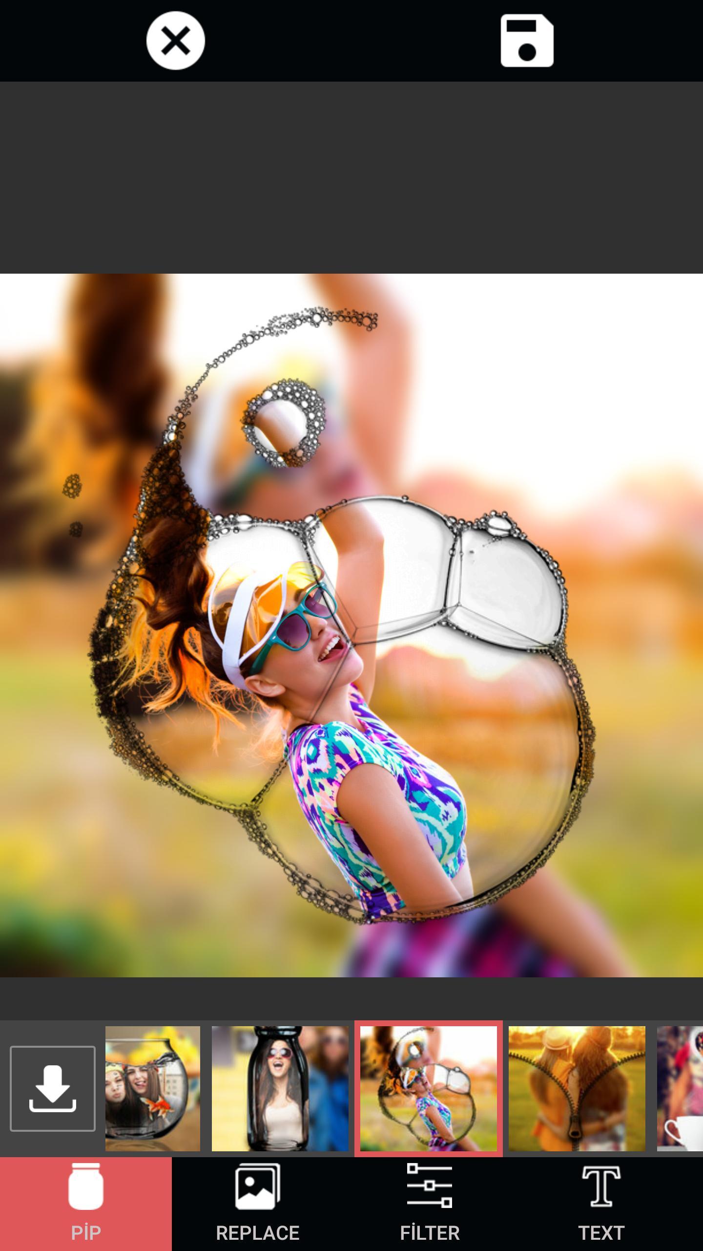 Selfie Camera Editor: Take Selfies & Edit Photos 2.2.2 Screenshot 4