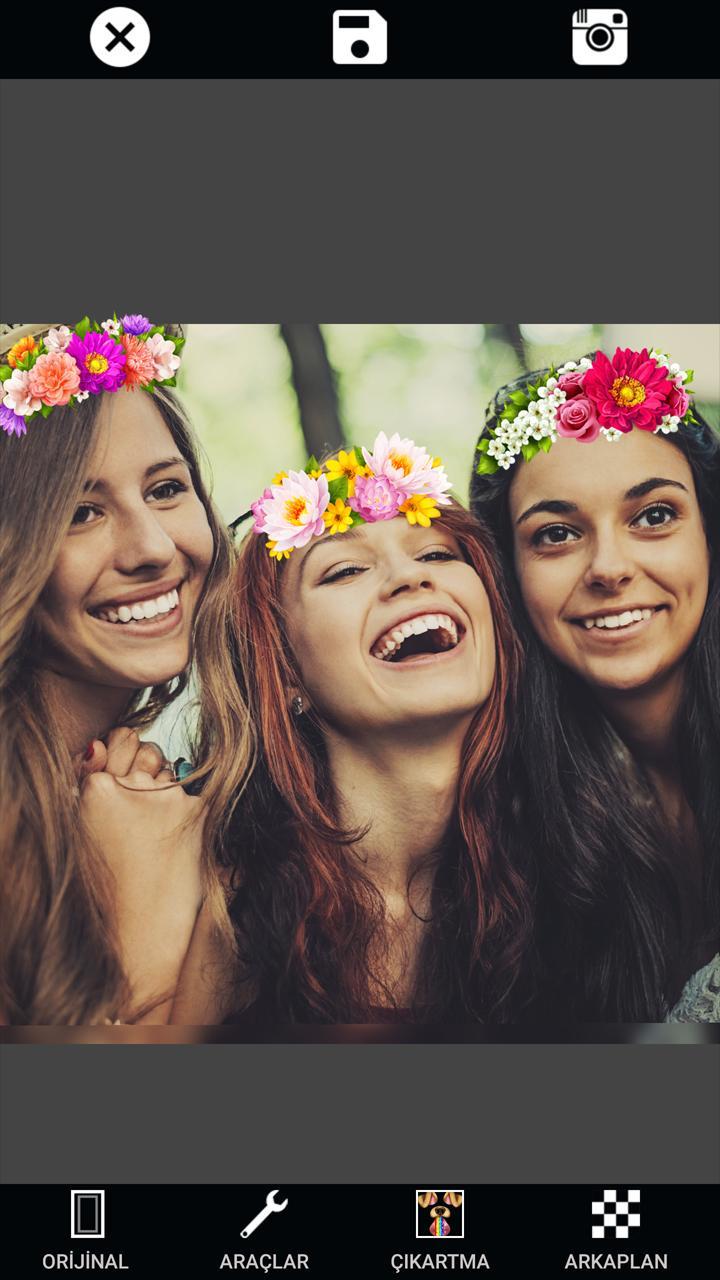 Selfie Camera Editor: Take Selfies & Edit Photos 2.2.2 Screenshot 9