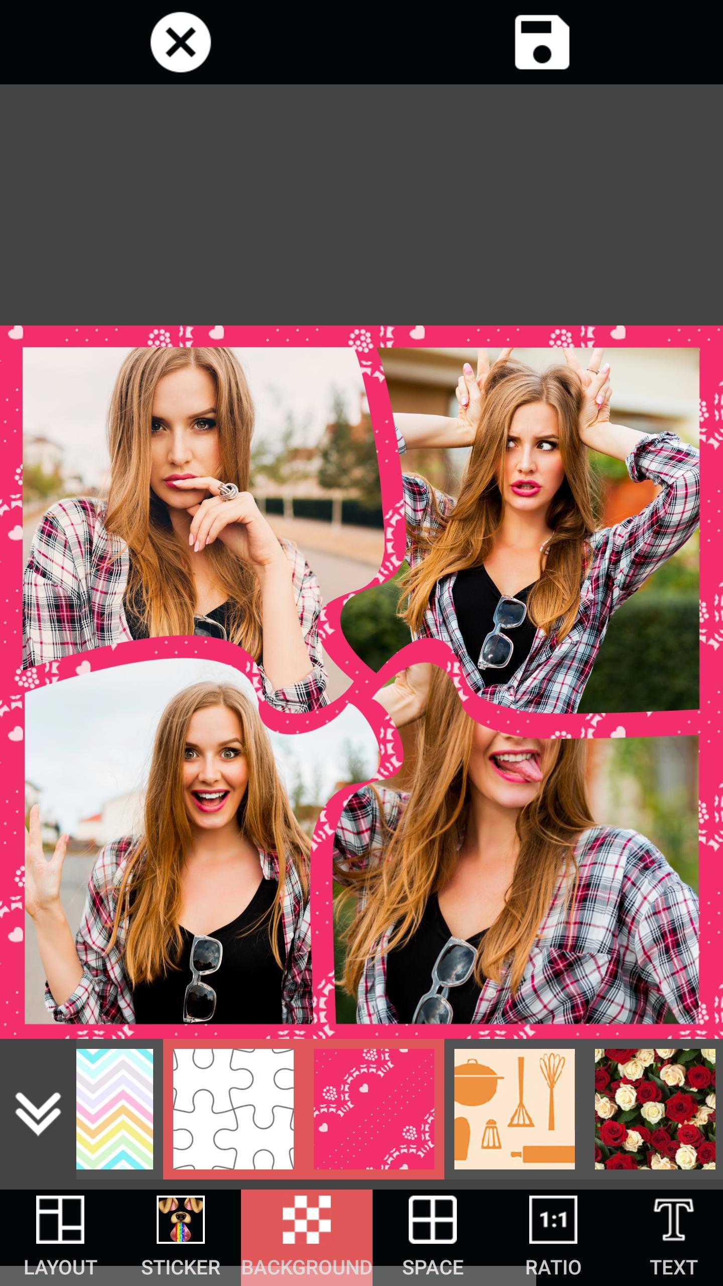 Mirror Photo Editor: Collage Maker & Selfie Camera 1.8.1 Screenshot 11
