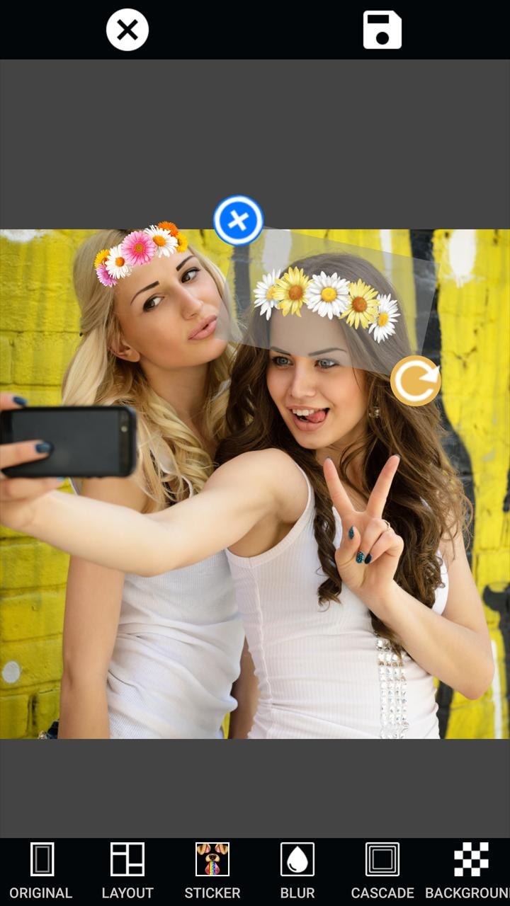 Mirror Photo Editor: Collage Maker & Selfie Camera 1.8.1 Screenshot 17