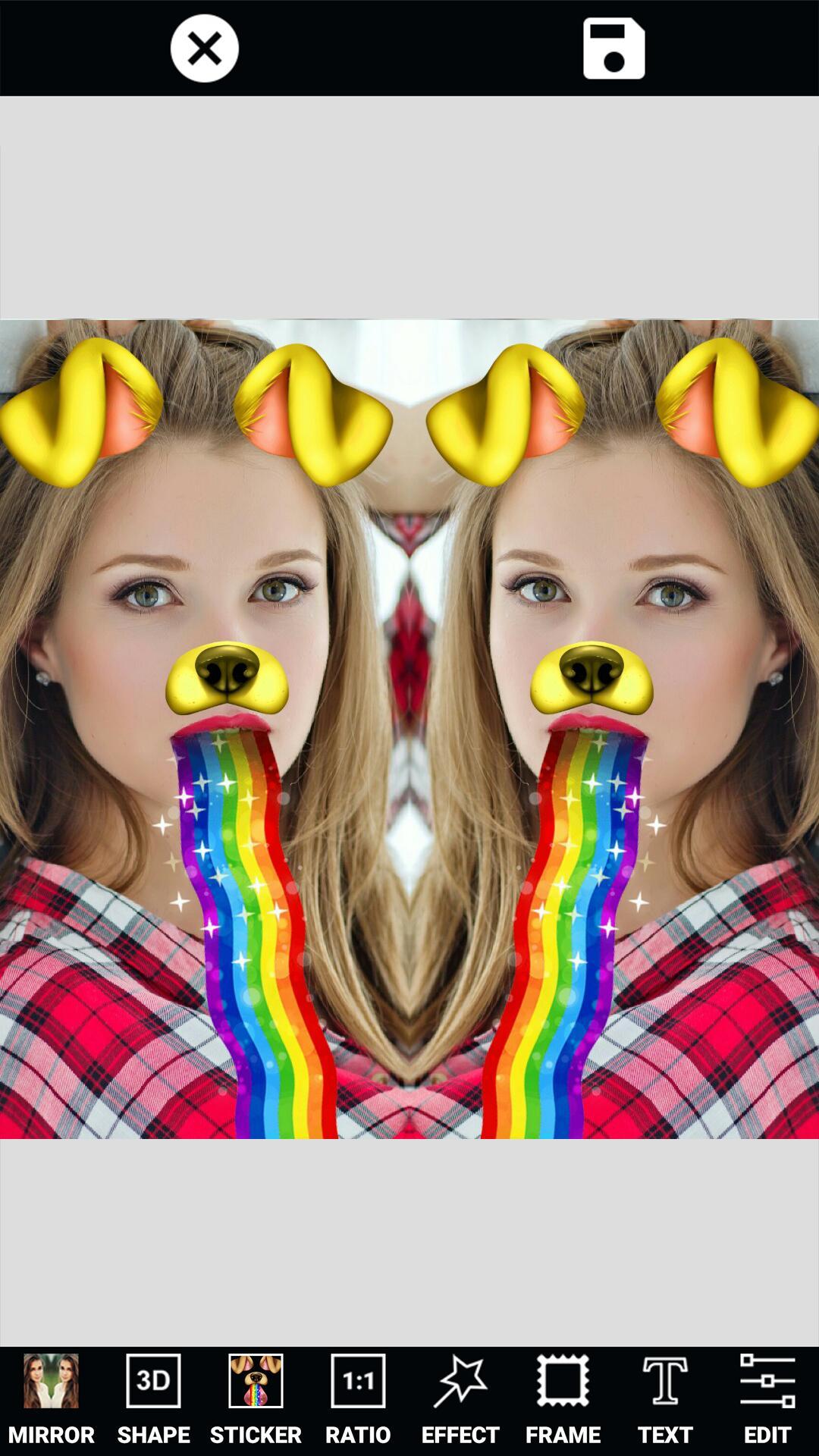 Mirror Photo Editor: Collage Maker & Selfie Camera 1.8.1 Screenshot 18