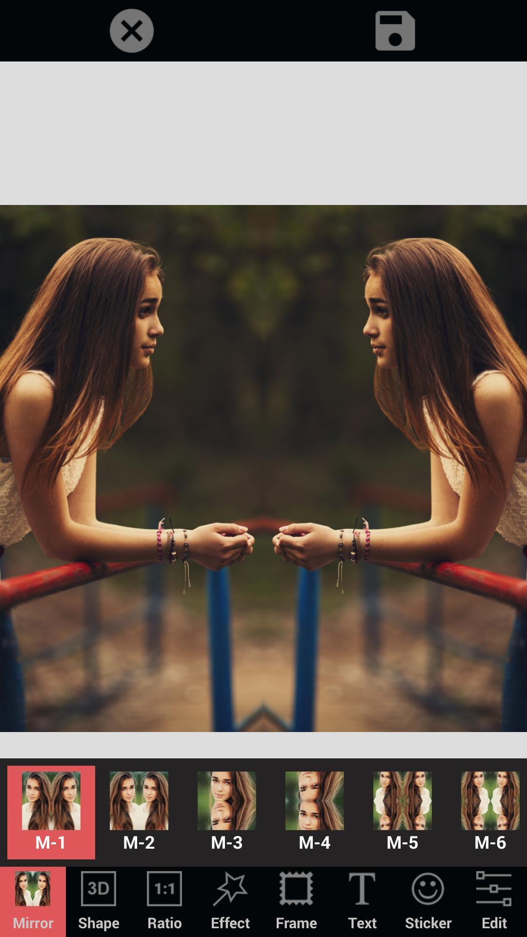 Mirror Photo Editor: Collage Maker & Selfie Camera 1.8.1 Screenshot 23