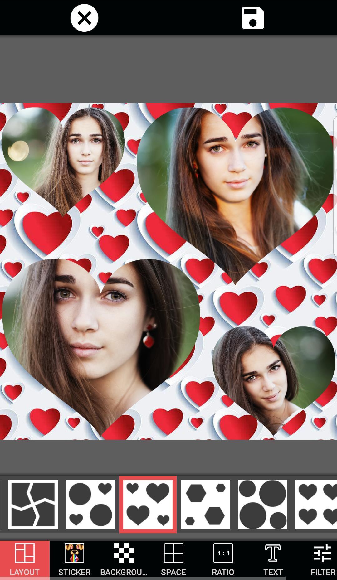 Mirror Photo Editor: Collage Maker & Selfie Camera 1.8.1 Screenshot 3