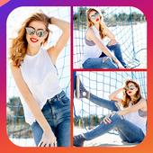 Photo Collage Maker - Photo Collage & Photo Editor app icon