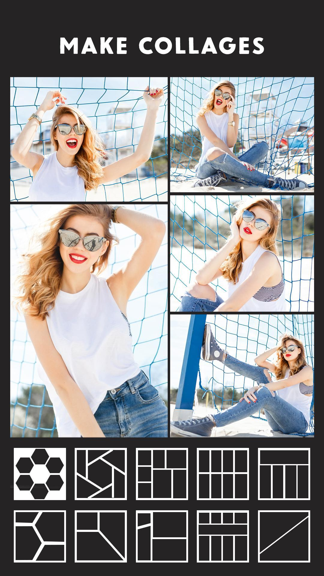 Photo Collage Maker - Photo Collage & Photo Editor 1.6.5 Screenshot 1