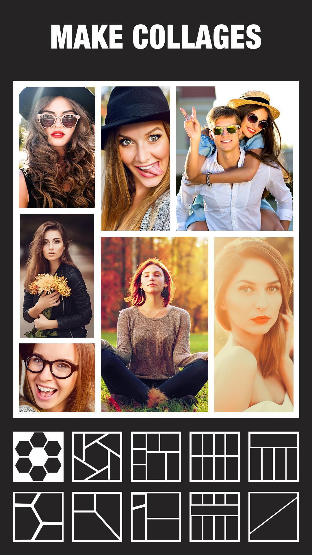 Photo Collage Maker - Photo Collage & Photo Editor 1.6.5 Screenshot 3