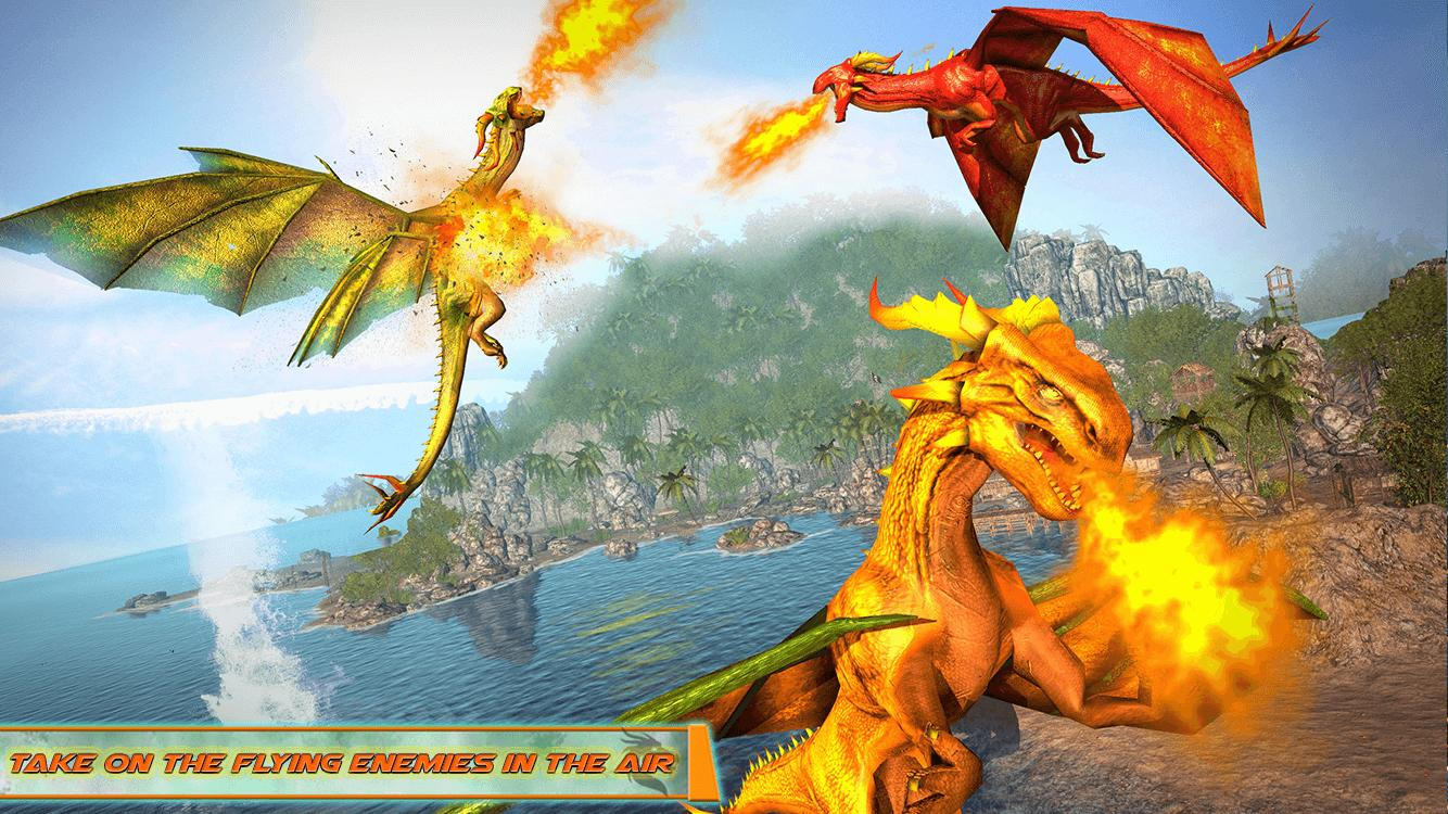 Flying Dragon Robot Car - Robot Transforming Games 2.2 Screenshot 8