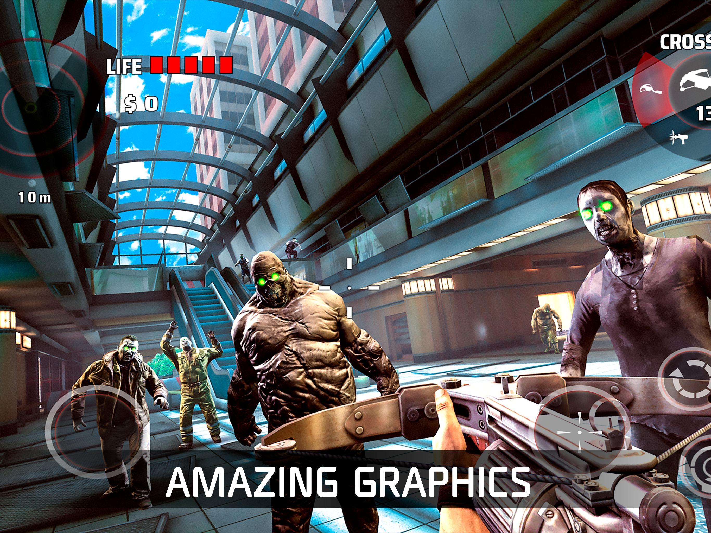 DEAD TRIGGER - Offline Zombie Shooter 2.0.1 Screenshot 10