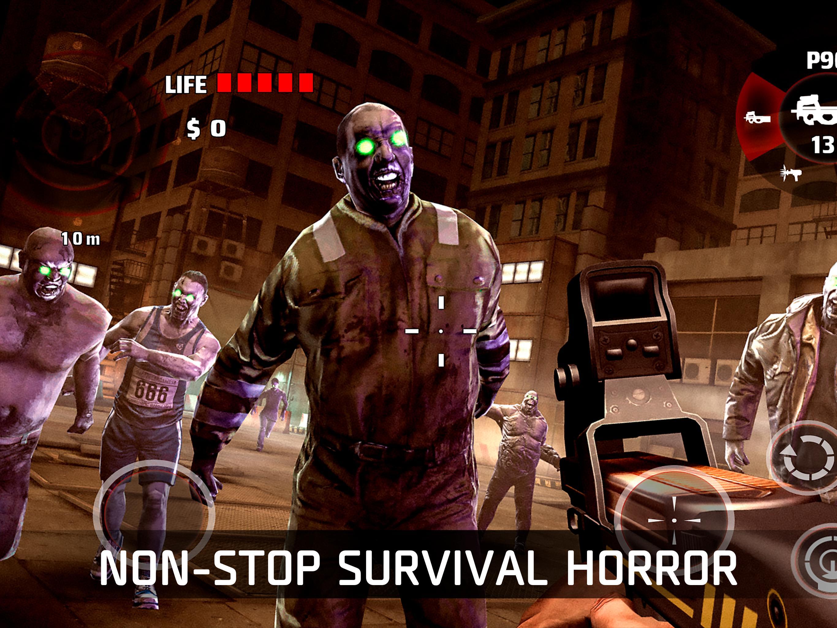DEAD TRIGGER - Offline Zombie Shooter 2.0.1 Screenshot 11
