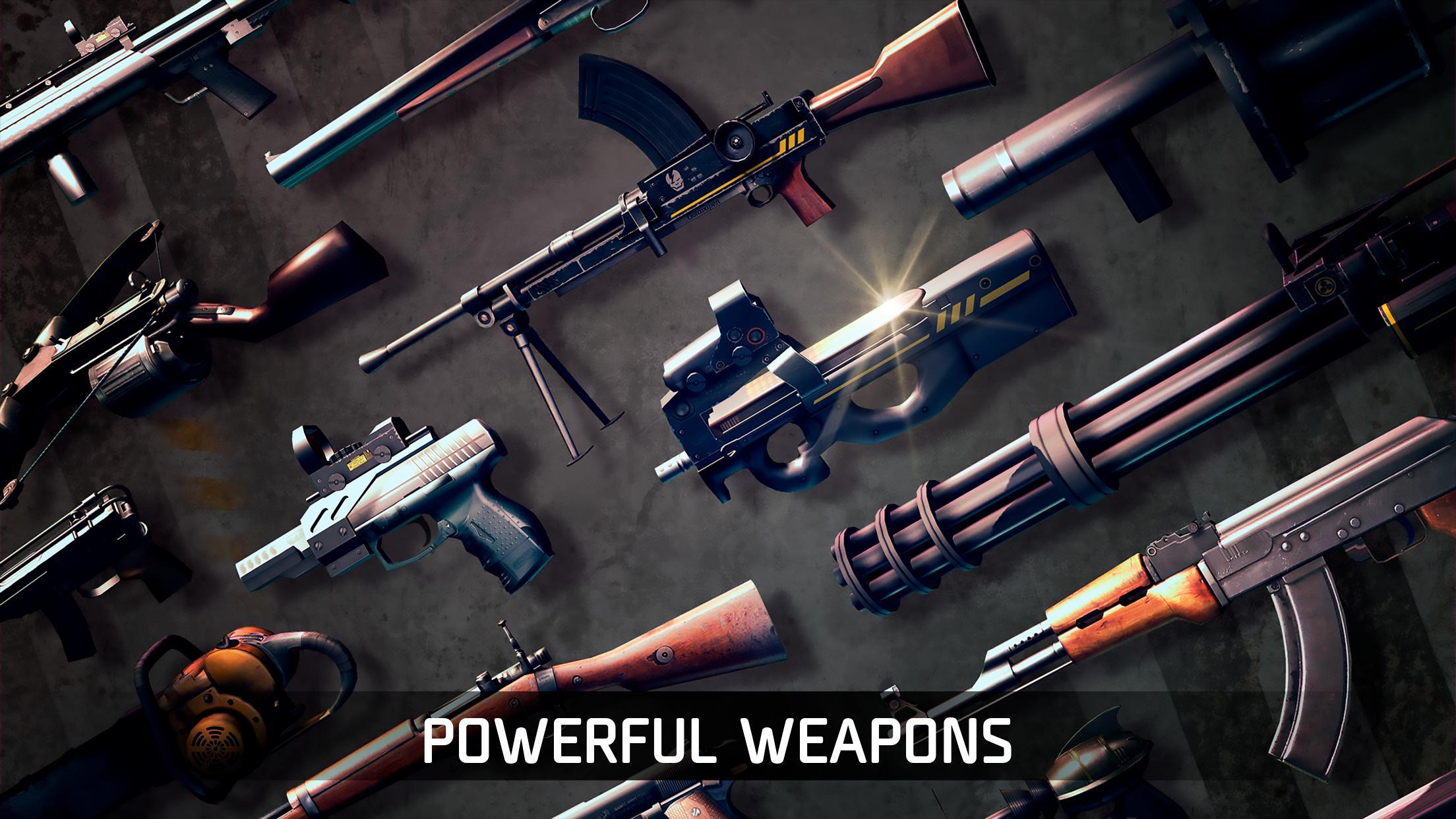 DEAD TRIGGER - Offline Zombie Shooter 2.0.1 Screenshot 2