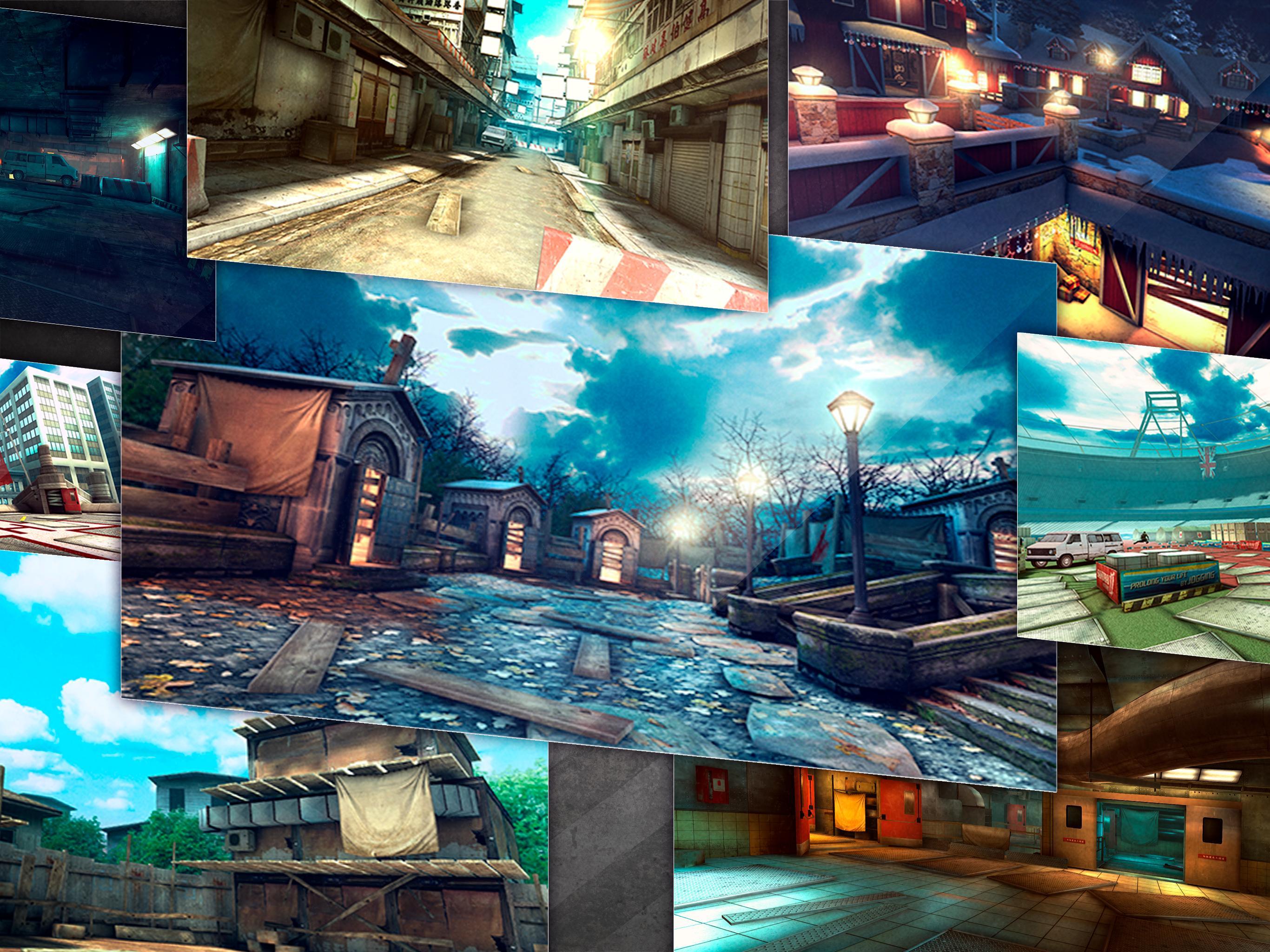 DEAD TRIGGER - Offline Zombie Shooter 2.0.1 Screenshot 21
