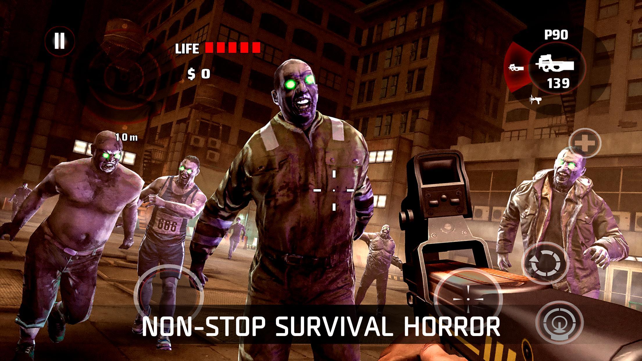 DEAD TRIGGER - Offline Zombie Shooter 2.0.1 Screenshot 3
