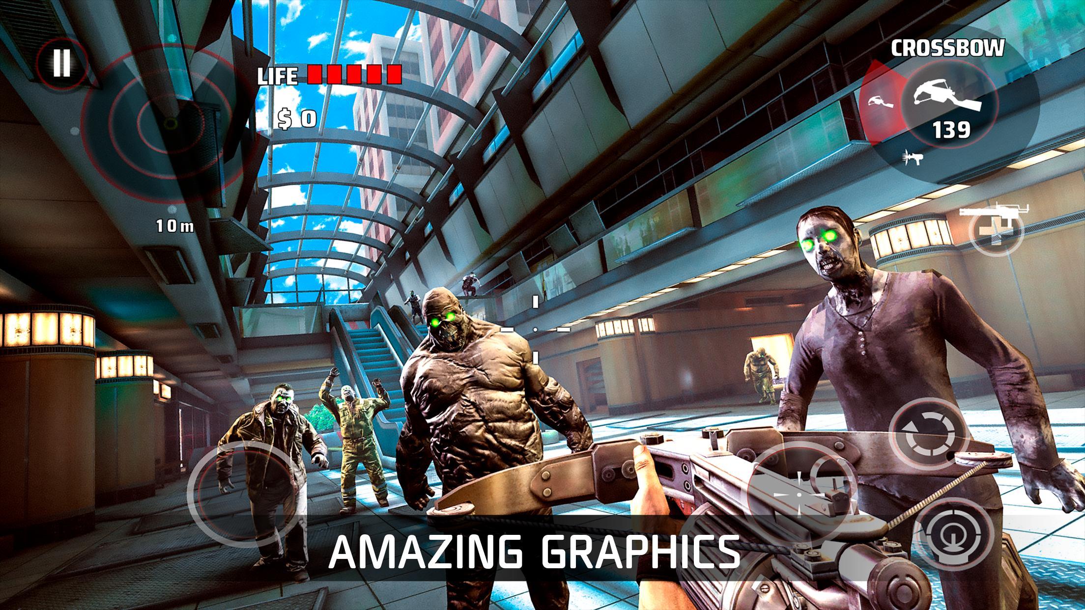DEAD TRIGGER - Offline Zombie Shooter 2.0.1 Screenshot 4