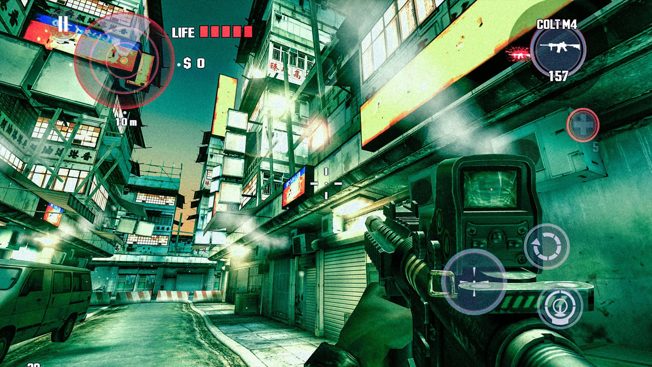 DEAD TRIGGER - Offline Zombie Shooter 2.0.1 Screenshot 6
