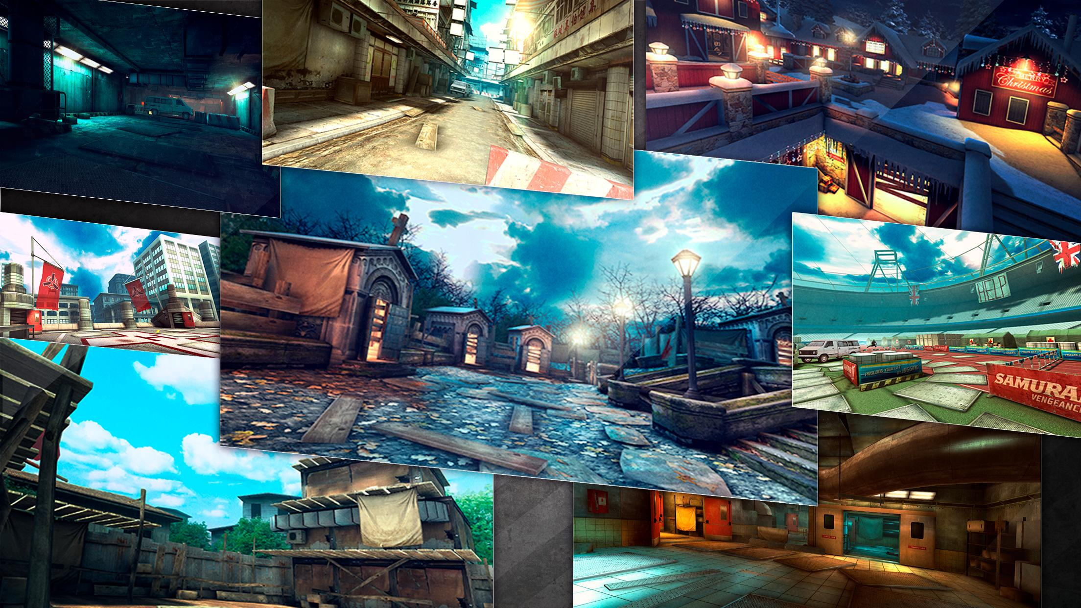 DEAD TRIGGER - Offline Zombie Shooter 2.0.1 Screenshot 7