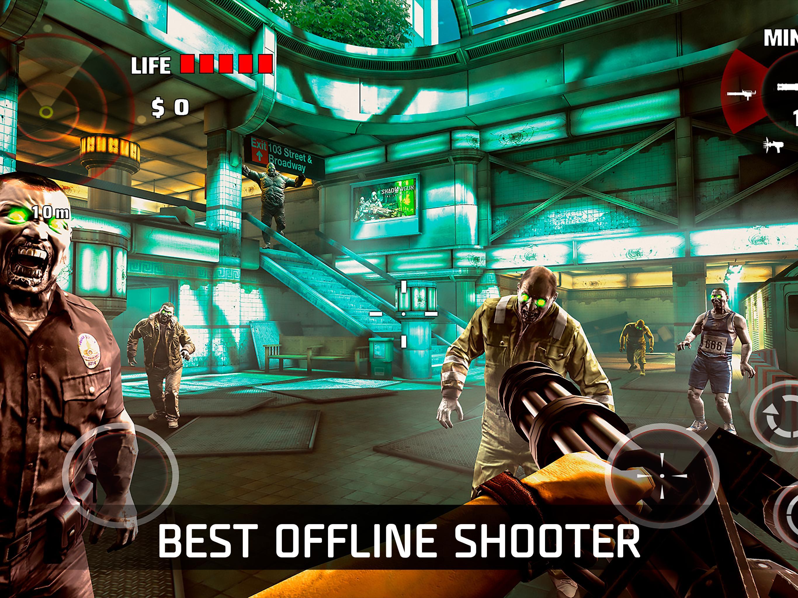 DEAD TRIGGER - Offline Zombie Shooter 2.0.1 Screenshot 8