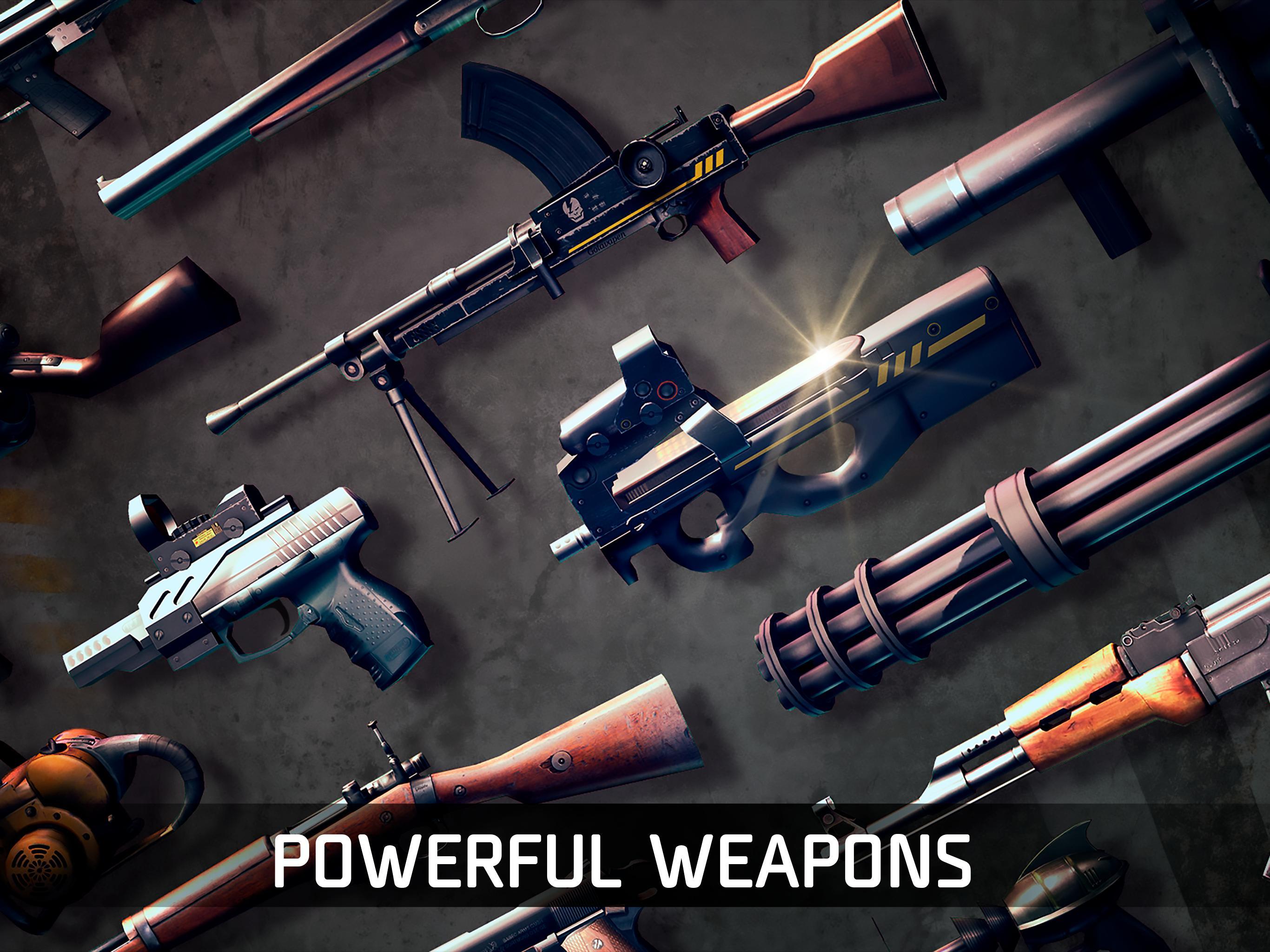 DEAD TRIGGER - Offline Zombie Shooter 2.0.1 Screenshot 9