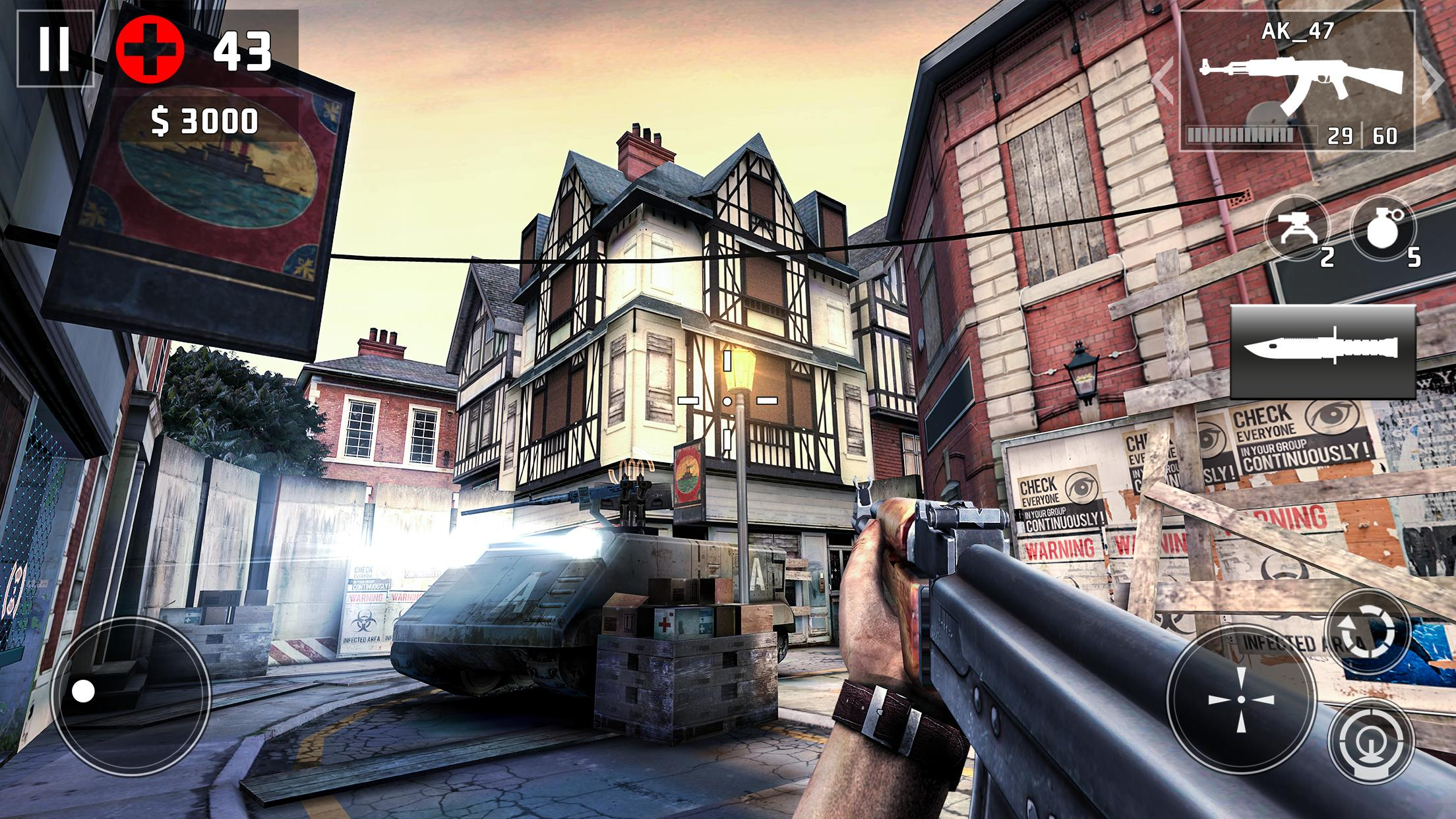 DEAD TRIGGER 2 - Zombie Survival Shooter FPS 1.6.9 Screenshot 3