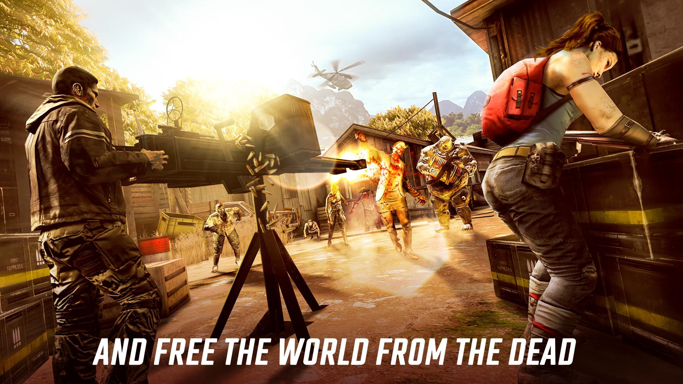 DEAD TRIGGER 2 - Zombie Survival Shooter FPS 1.6.9 Screenshot 6