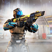SHADOWGUN LEGENDS - FPS and PvP Multiplayer games app icon