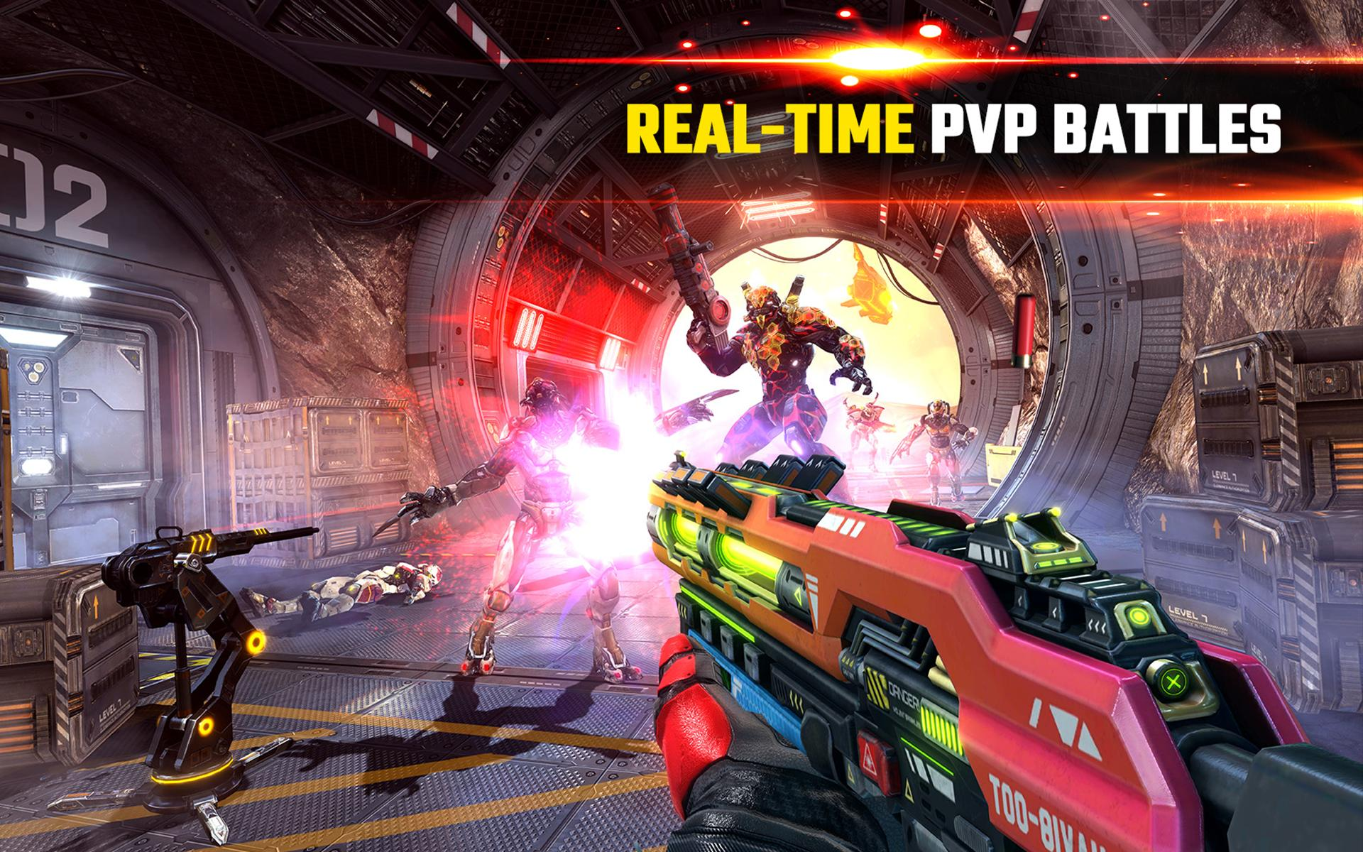 SHADOWGUN LEGENDS - FPS and PvP Multiplayer games 1.0.5 Screenshot 10