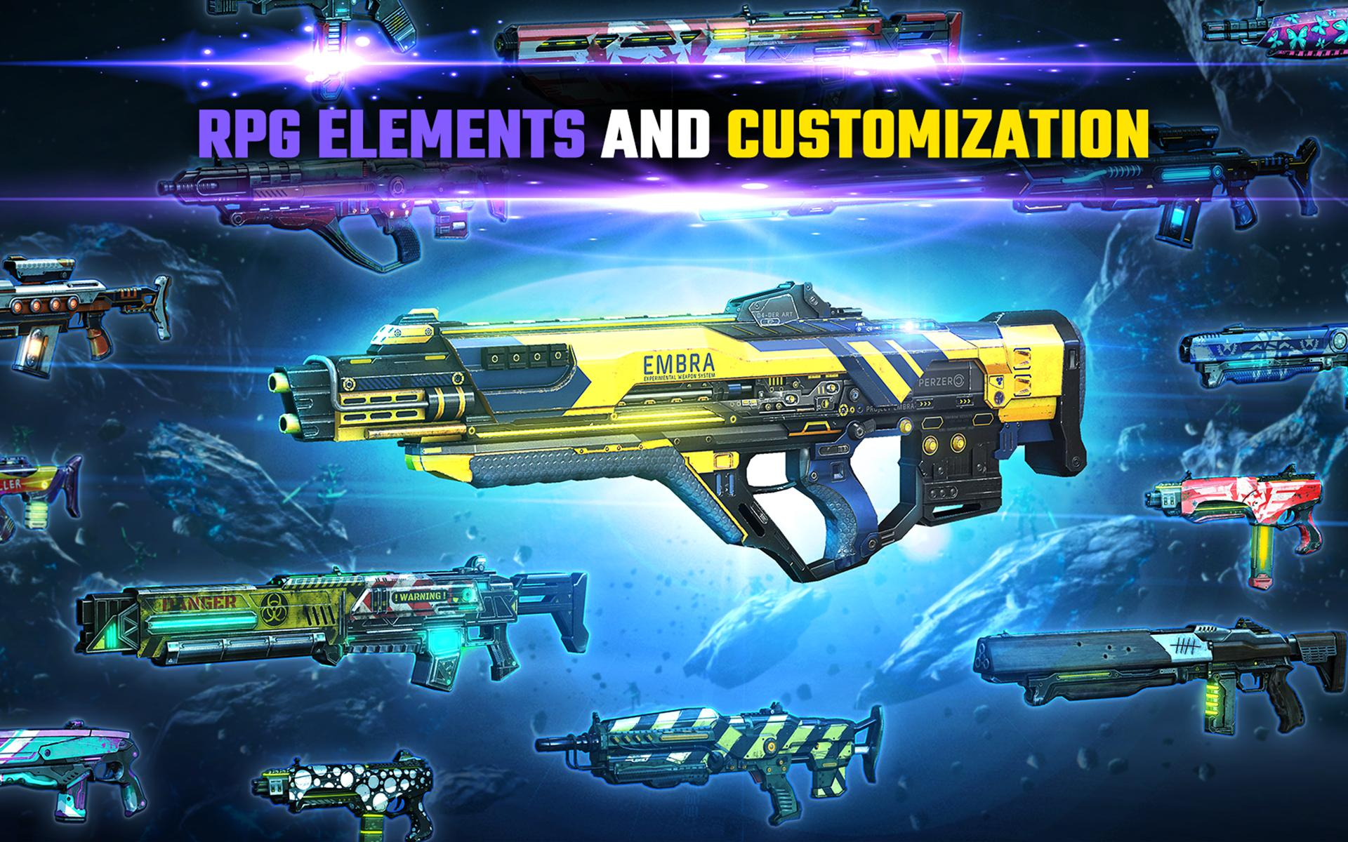 SHADOWGUN LEGENDS - FPS and PvP Multiplayer games 1.0.5 Screenshot 12