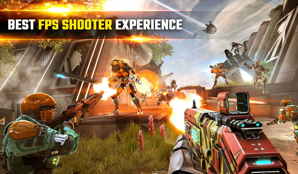 SHADOWGUN LEGENDS - FPS and PvP Multiplayer games 1.0.5 Screenshot 17