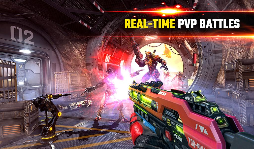 SHADOWGUN LEGENDS - FPS and PvP Multiplayer games 1.0.5 Screenshot 18
