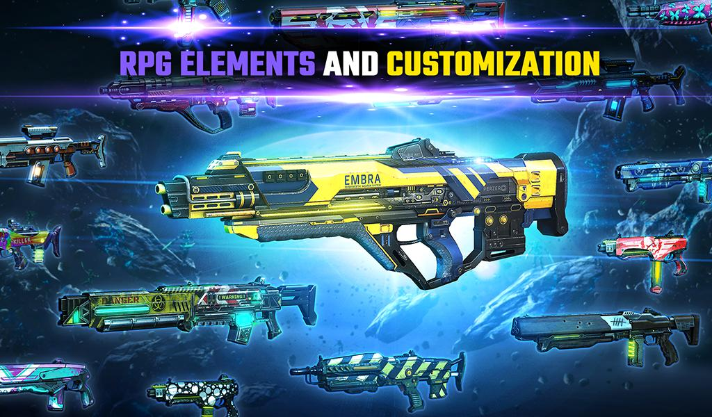 SHADOWGUN LEGENDS - FPS and PvP Multiplayer games 1.0.5 Screenshot 20