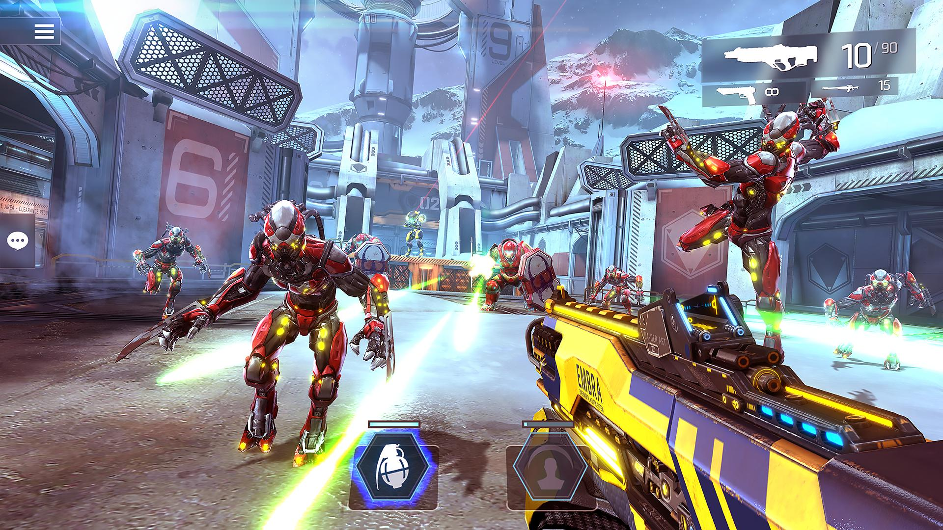 SHADOWGUN LEGENDS - FPS and PvP Multiplayer games 1.0.5 Screenshot 23