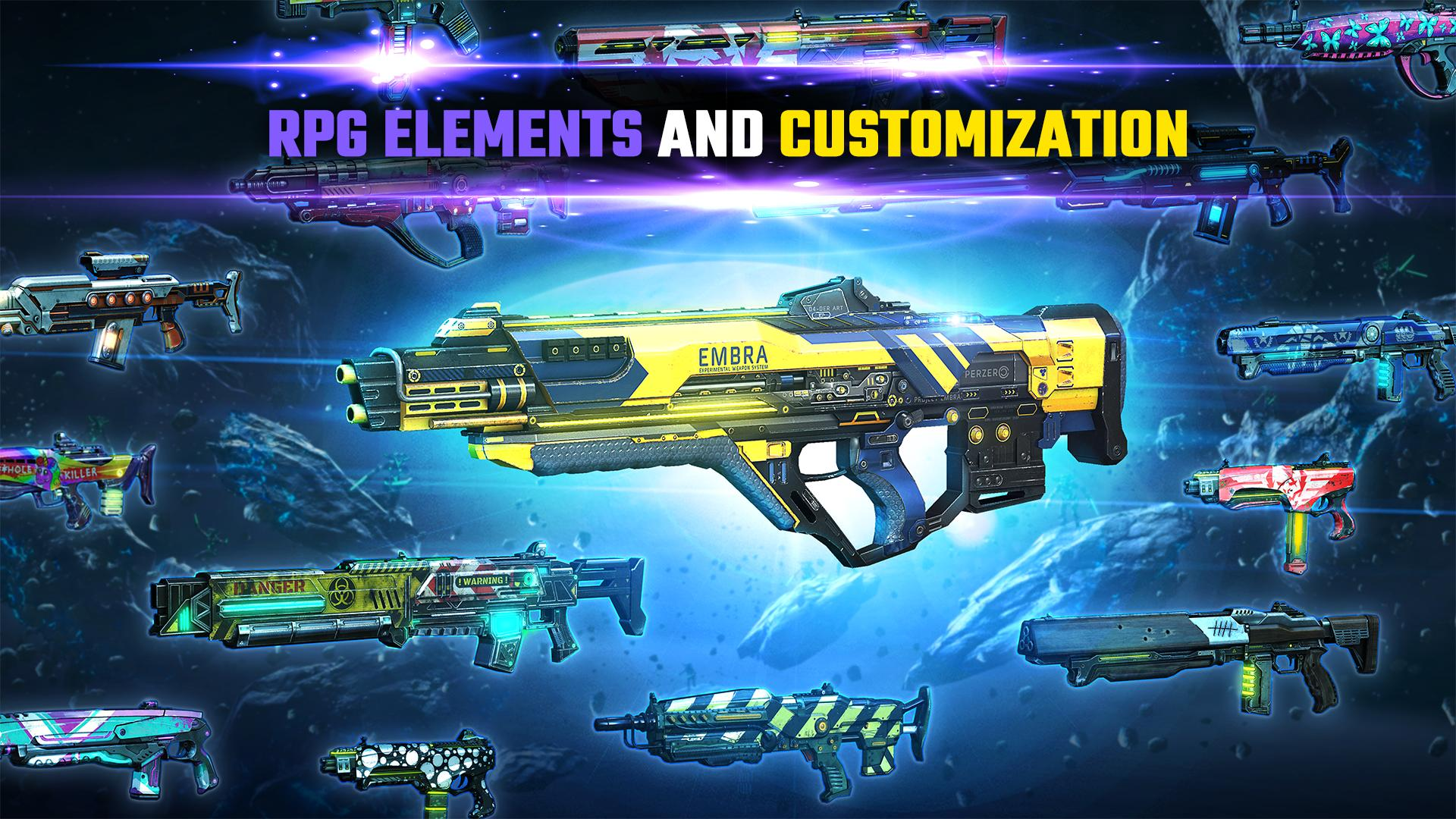 SHADOWGUN LEGENDS - FPS and PvP Multiplayer games 1.0.5 Screenshot 4