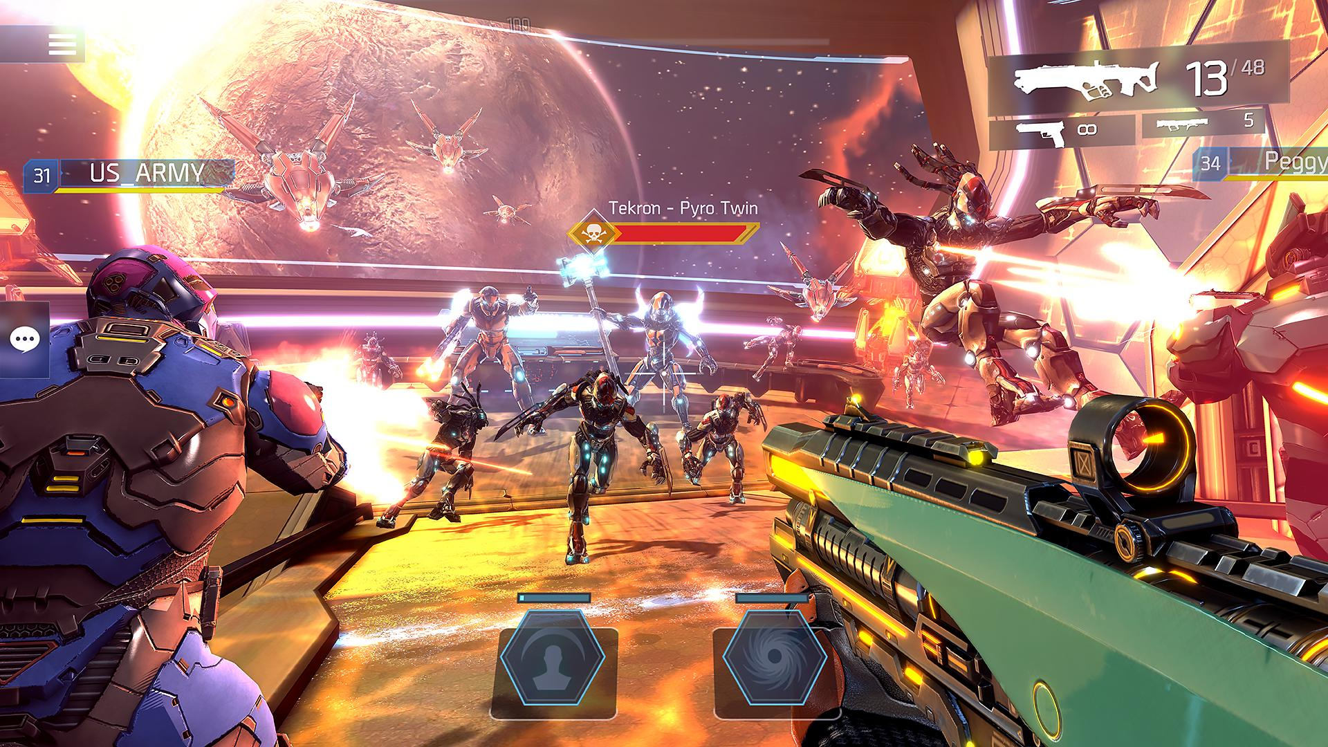 SHADOWGUN LEGENDS - FPS and PvP Multiplayer games 1.0.5 Screenshot 8