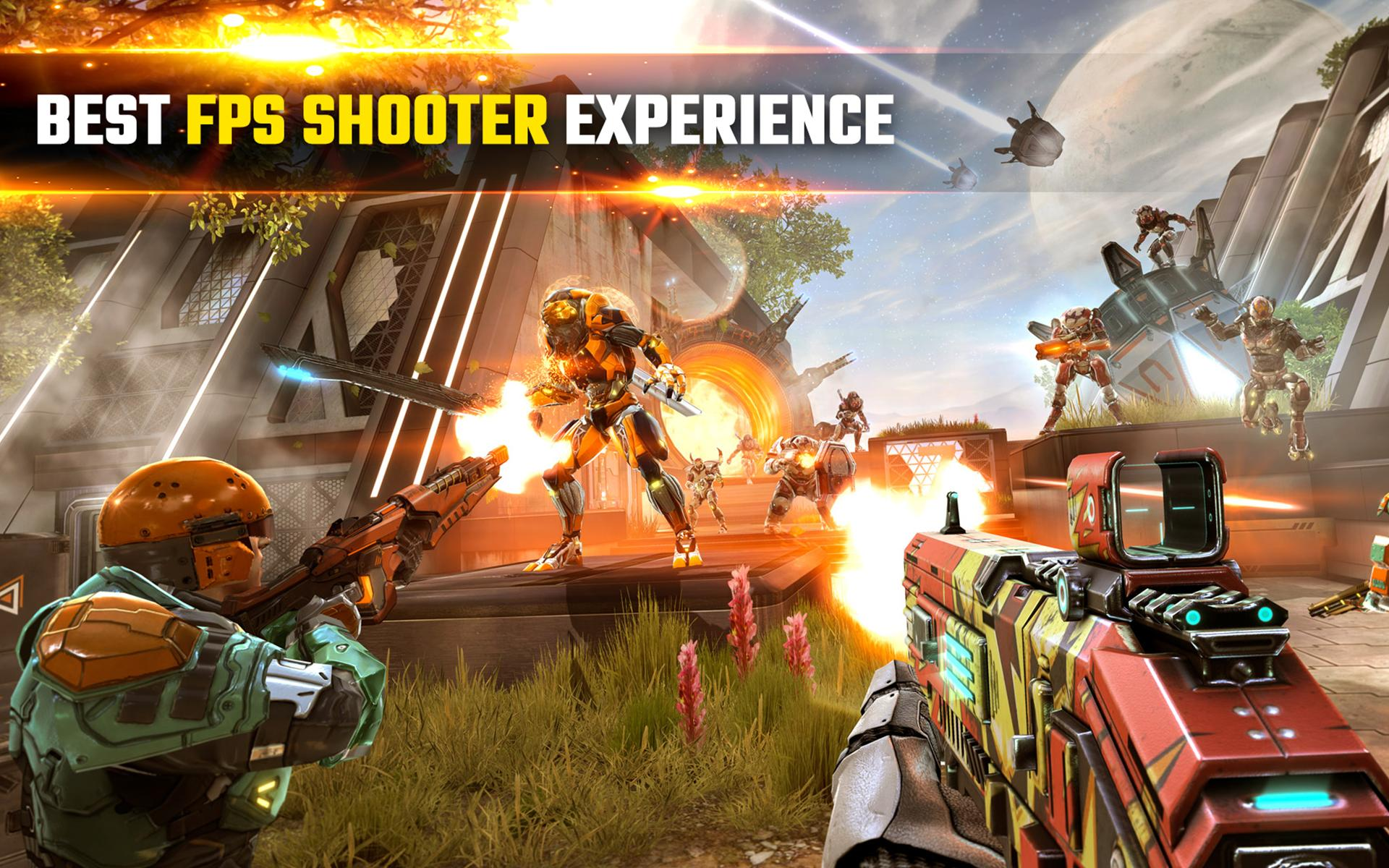 SHADOWGUN LEGENDS - FPS and PvP Multiplayer games 1.0.5 Screenshot 9
