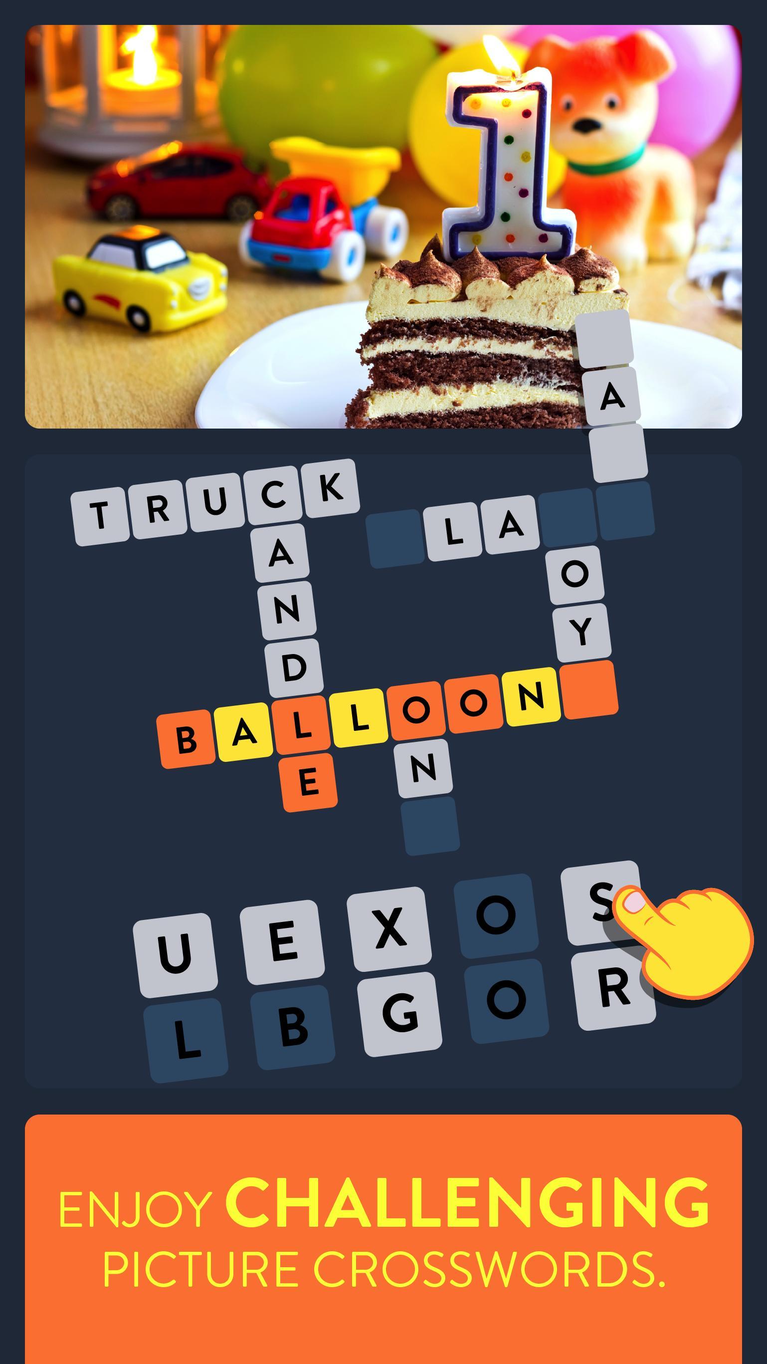 Wordalot Picture Crossword 5.060 Screenshot 1