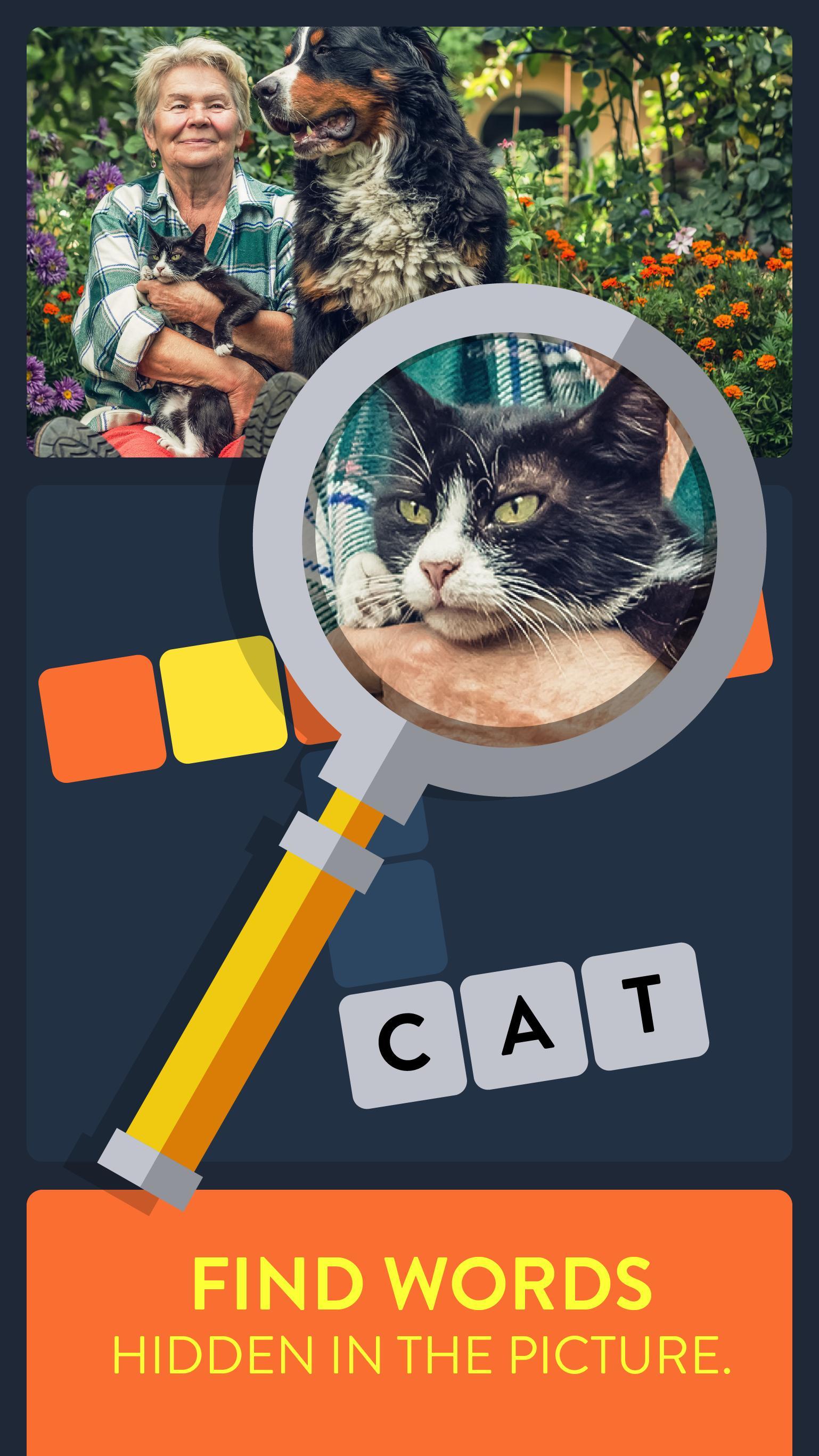 Wordalot Picture Crossword 5.060 Screenshot 3