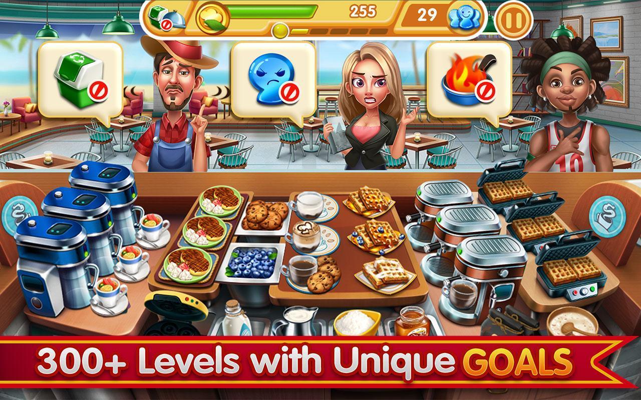 Cooking City crazy chef' s restaurant game 1.73.5017 Screenshot 14