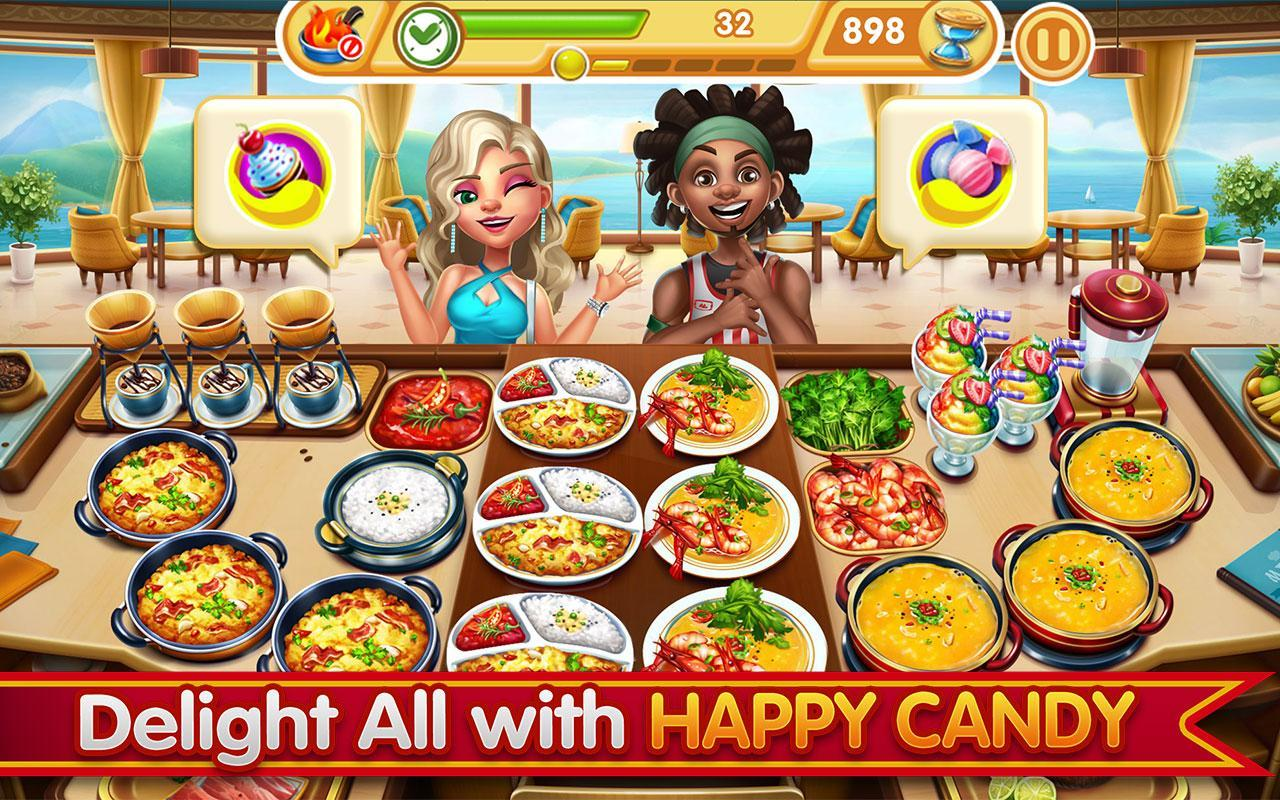 Cooking City crazy chef' s restaurant game 1.73.5017 Screenshot 15