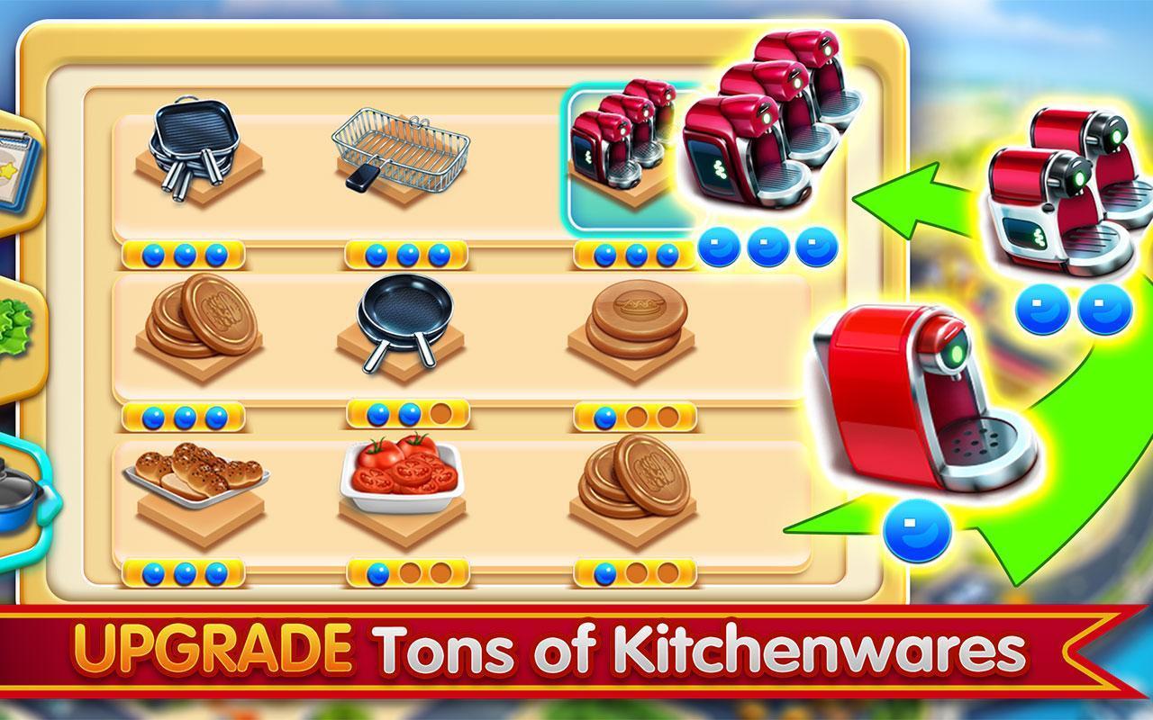 Cooking City crazy chef' s restaurant game 1.73.5017 Screenshot 16