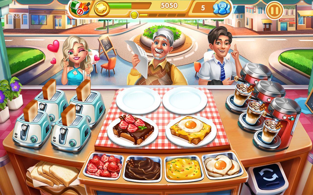 Cooking City crazy chef' s restaurant game 1.73.5017 Screenshot 17