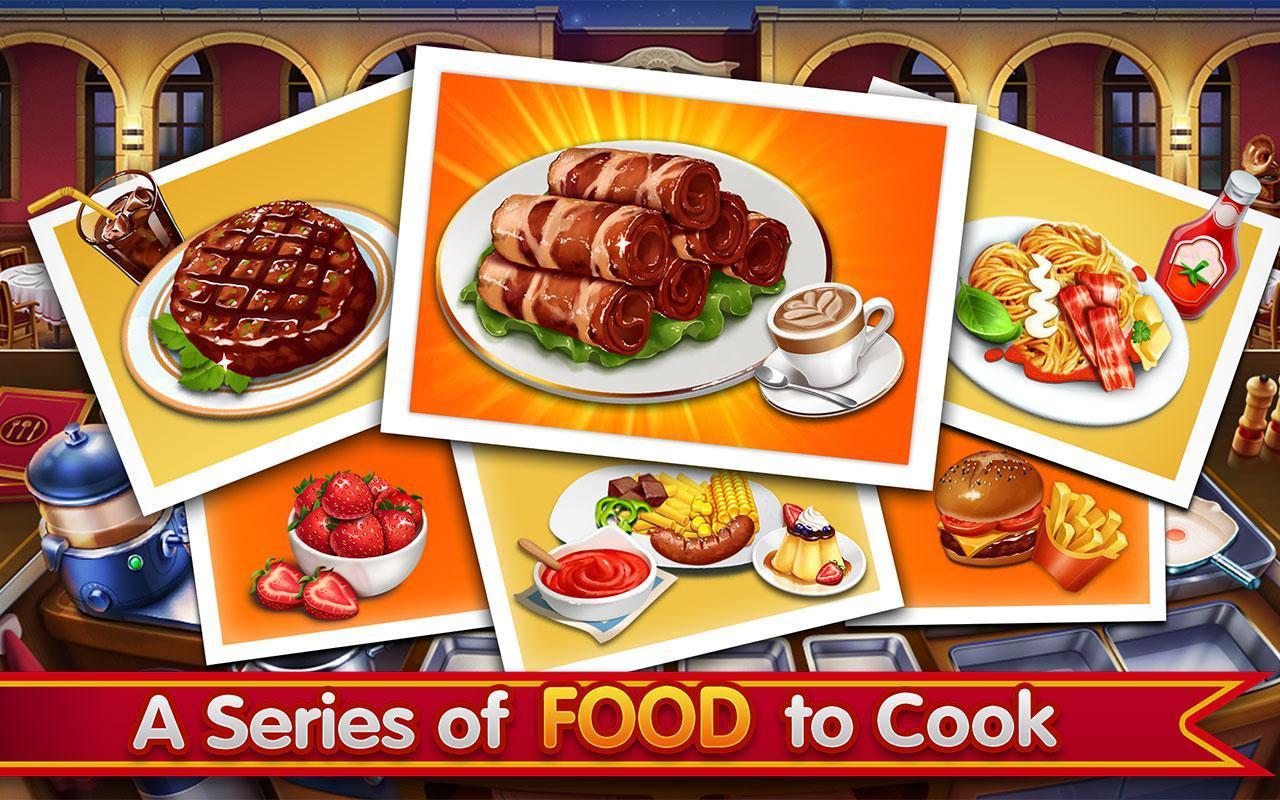 Cooking City crazy chef' s restaurant game 1.73.5017 Screenshot 21